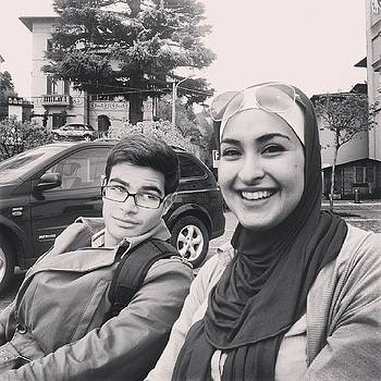 Great Company To Have In A Trip :) Mr by Abdelrahman Alawwad