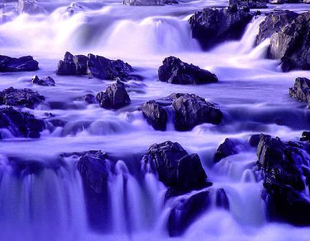 Joe Connors - Great Falls close up