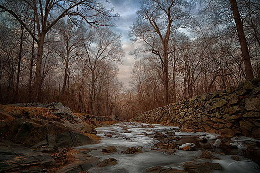 Great Falls National Park Virginia by Scott Fracasso