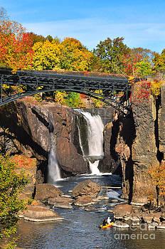 Regina Geoghan - Great Falls Park NJ Autumn
