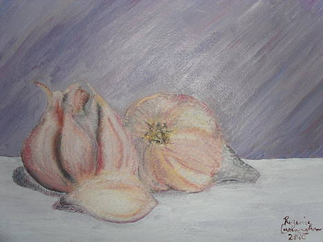 Great Garlic by Rozenia Cunningham