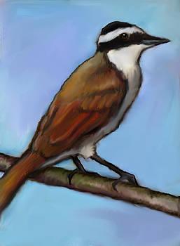 Joyce Geleynse - Great Kiskadee Bird
