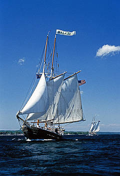 Dennis Cox - Great Lakes tall ships