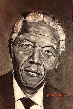 Great Madiba  by David Obi