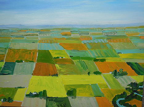 Great Plains by Rodger Ellingson