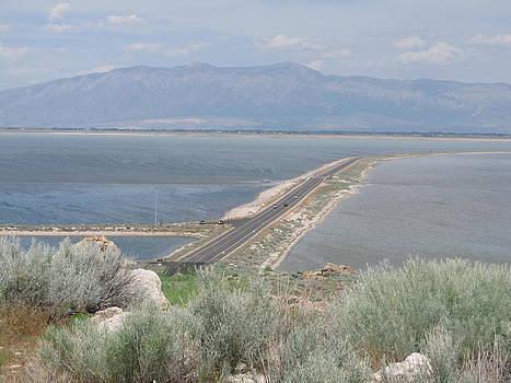Great Salt Lake by Carol Allen Anfinsen