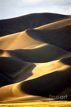 Douglas Taylor - GREAT SAN DUNES - SUNSET