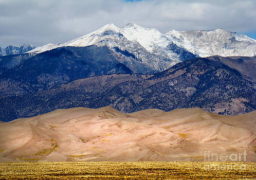 Great Sand Dunes Colorado by Eva Kato