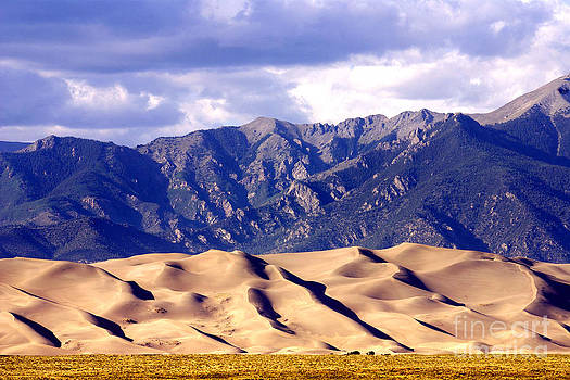 Douglas Taylor - GREAT SAND DUNES NATIONAL PARK
