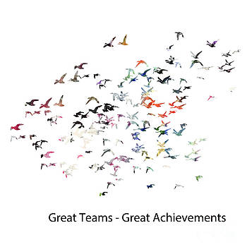Great Teams by Trilby Cole