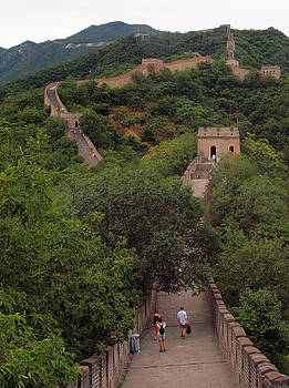 Great Wall Walk by Robert Watson
