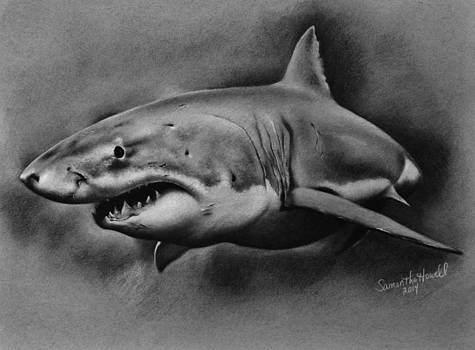 Great White by Samantha Howell