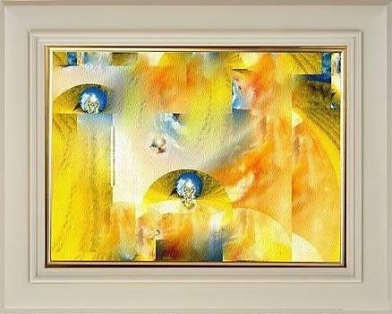 Great Yellow by Lilioara Macovei