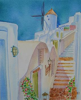Greece by Elena Mahoney