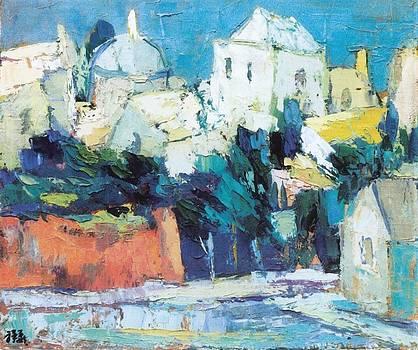 Greece by Siang Hua Wang