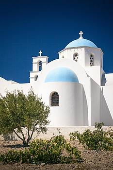 Greek Church by Bjoern Kindler