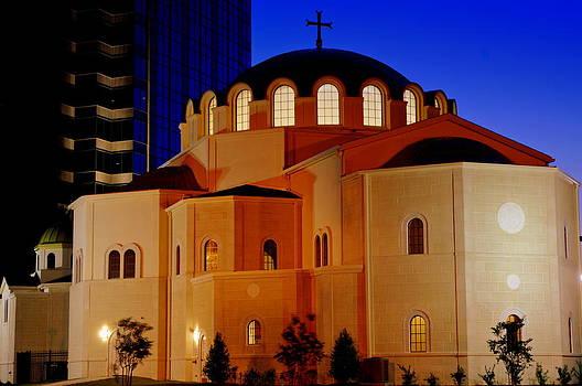 Walter  Holland - Greek Church Columbia SC