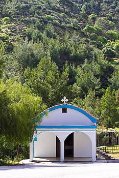 Fizzy Image - Greek church