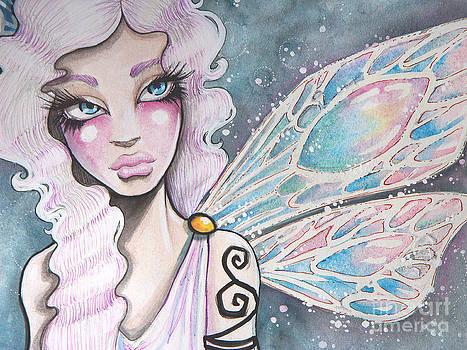 Greek Fairy by Margie Forestier