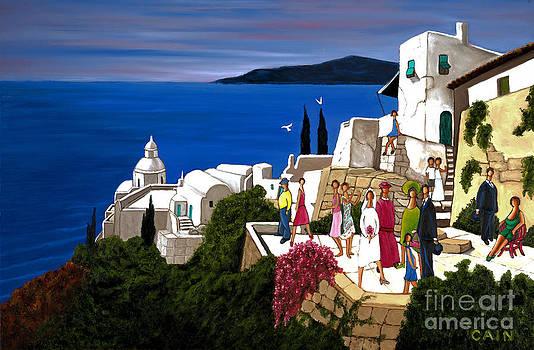 Greek Wedding by William Cain