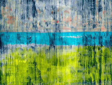 Green and blue by Joseph Ferguson