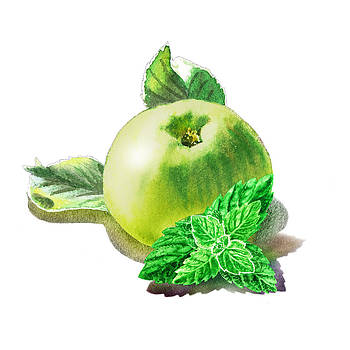 Irina Sztukowski - Green Apple And Mint Happy Union