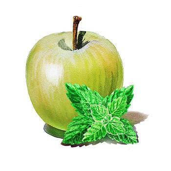 Irina Sztukowski - Green Apple And Mint