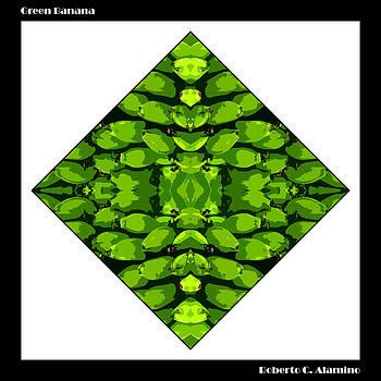 Green Banana by Roberto Alamino