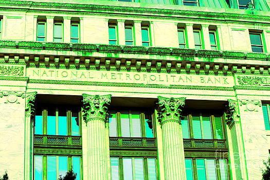 Green Bank by Cynthia Snyder