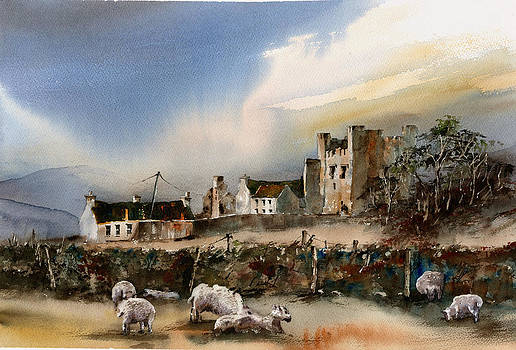 Val Byrne - Green Castle  County Down