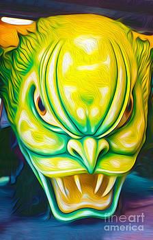 Gregory Dyer - Green Demon