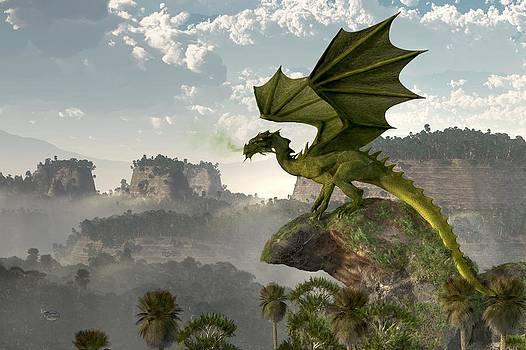 Daniel Eskridge - Green Dragon