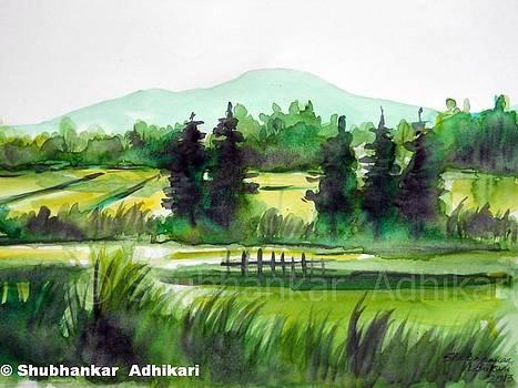 Green Dream by Shubhankar Adhikari
