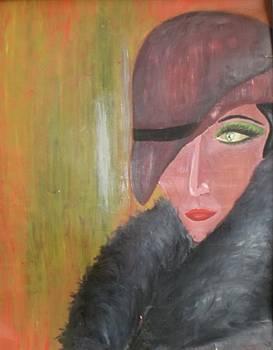 Green Eyes by Pirsens Huguette