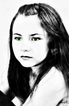 Rebecca Frank - Green Eyes
