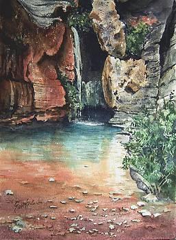 Sam Sidders - Green Falls
