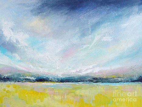 Green Field by Tracy-Ann Marrison