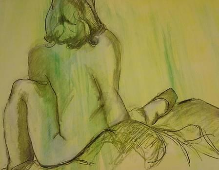 Green Girl by Dalene Turner