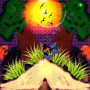 Green Is Our Breath by Siva Guru