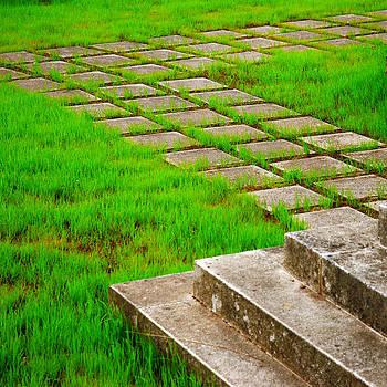 Green by John Magnet Bell