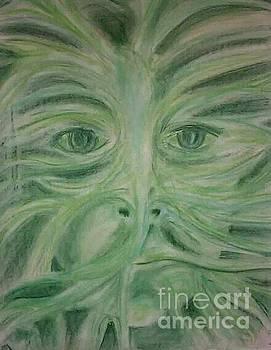 Jeanette Hibbert - Green Man