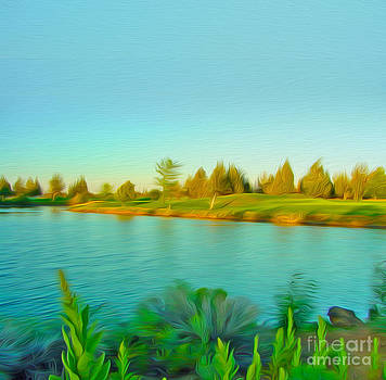 Green by Nur Roy