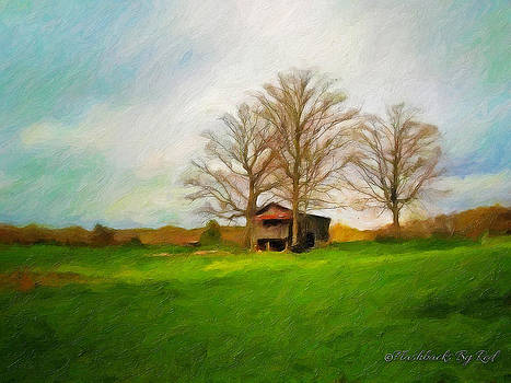 Green Pastures by Melody McBride