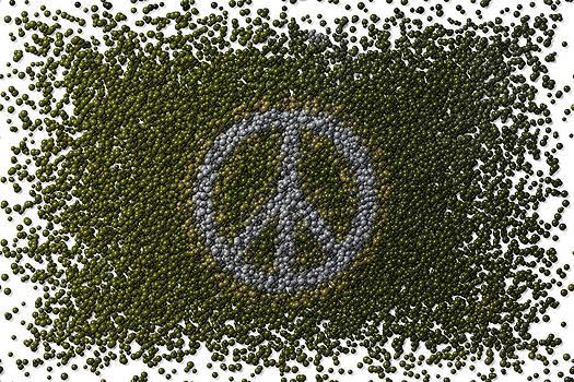 Green Peace by April Wietrecki Green