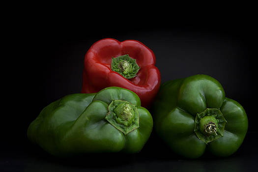 Green Pepper by Koepp Photography