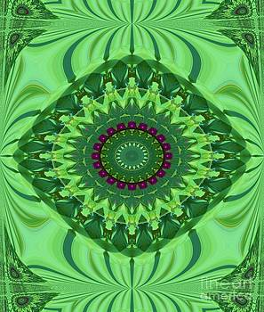 Green Power by Annette Allman