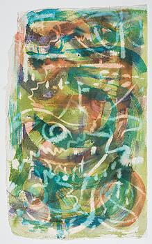 Green Rhapsody by Susan Richards
