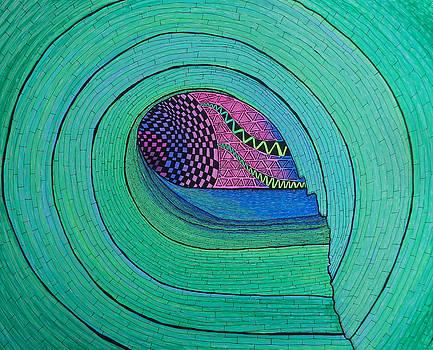 Green Room by Sam Bernal