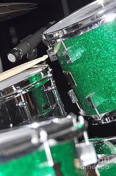 Gary Gingrich Galleries - Green Sparkle-5362