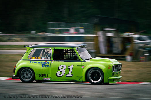 Green Speed by DGS Full Spectrum Photography
